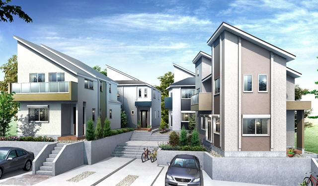 コンフォルトゥ溝の口Ⅵ新築分譲住宅
